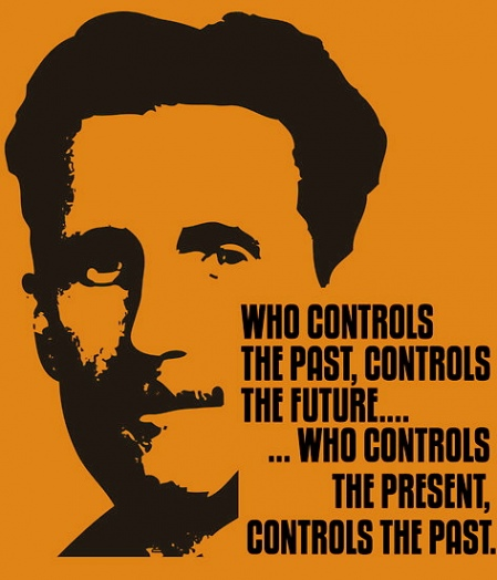 mind control george orwell 1984 George orwell, in his novel, 1984, has created a bleak totalitarian society in which the party has become all powerful and their goal is to control all.